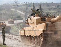 (Во живо)ТУРСКАТА АРМИЈА ВЛЕЗЕ ВО СИРИЈА: Турција ја започна офанзивата во сириски Африн со тенкови, авиони и пешадија!