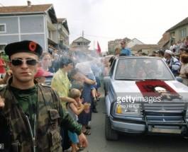 КОСОВО И МАКЕДОНИЈА ДО ГОЛЕМА АЛБАНИЈА: Предупредување од конечна поделба на Македонија и спојување со Косово!