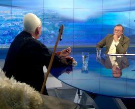 """ОВЧАРОТ ШТО """"КРКНА"""" 700.000 ЕВРА СО ЛАЖЕЊЕ, БИЛ ЖРТВА: Иснифарис Џемаили со овчарски стап во Телма – СДС прави жртви од сите криминалци!"""
