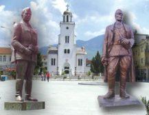ЏЕМО ХАСА ЌЕ ГО РУШИТЕ?: Солза Грчева прашува дали ќе биде срушен и споменикот на фашистот Џемо Хаса