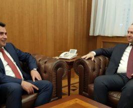 БЕСА ЌЕ ВЛЕГУВА ВО ВЛАДАТА: По пучот во БЕСА, Африм Гаши преговара со Заев за влез во владата