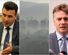 НАМЕСТО РЕШЕНИЕ, ШИЛЕГОВ СЕ РАСПРАВА СО МЕДИУМИТЕ: Состојбата во Скопје и Македонија е загрижувачка, властите немаат намера да прогласат вонредна состојба!