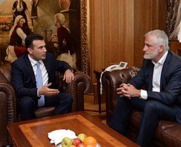 """ВОЈВОДАТА ЌЕ МУ СЕ ПРИКЛУЧИ НА КОМУЊАРОТ: Тачи на преговарачка маса со Заев за евентуален влез во владата – барал да го добие македонското """"ФБИ""""!"""