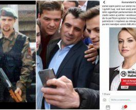 ТЕРОРИСТИ ОД ЗАТВОР СО ПОДДРШКА ЗА СДС: Уште една потврда дека терористите и Заев се во коалиција!