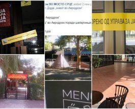 ЗАТВОРЕНИ УШТЕ ДВА ЛОКАЛИ: Комунистичката хунта затвара локали без причина низ цело Скопје – затворен ресторан во Карпош и во Центар!