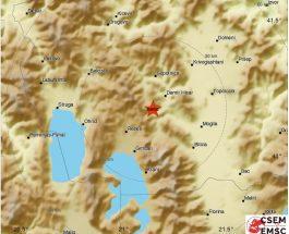 ЗЕМЈОТРЕС ВО РЕСЕН: Земјотрес со јачина од 3 степени беше почувствуван во 20 часот и 1 минута во Ресен